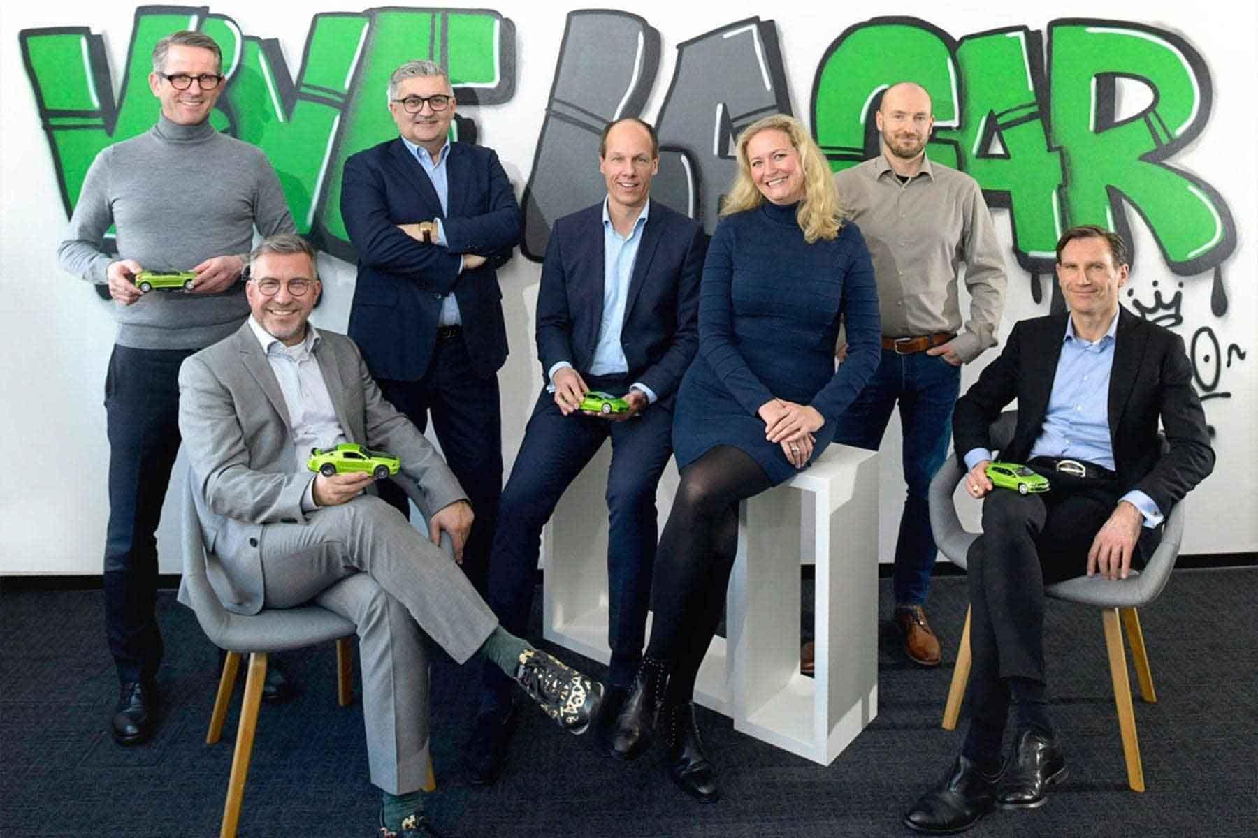 ViveLaCar Team